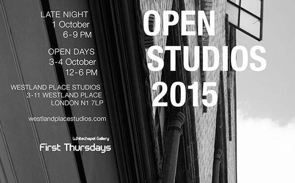 Westland Place Open Studios 2015