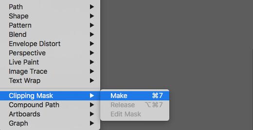 Clipping Mask - Make