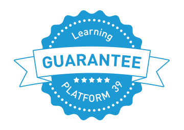 Platform 39 Learning Guarantee
