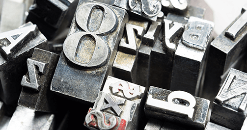The Knowledge of Font