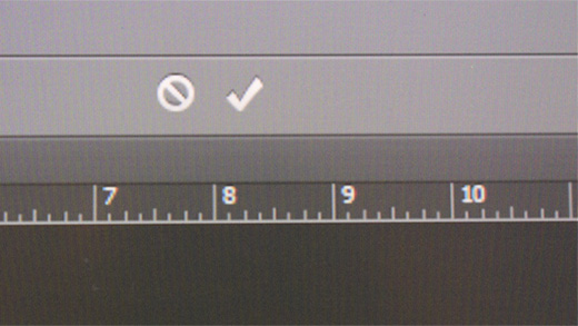 Photoshop Control Bar