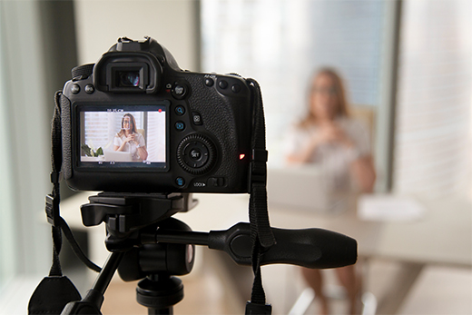 Video content has phenomenal engagement rates