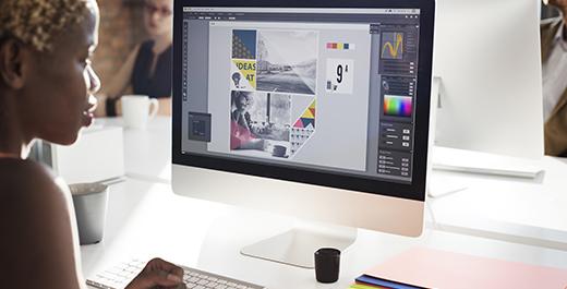 Platform Graphic Design Training