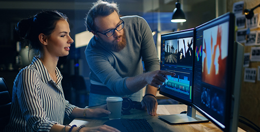 Platform Video Editing Training