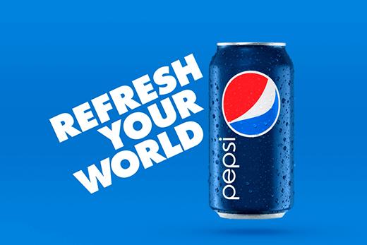 Pepsi refresh your world campaign